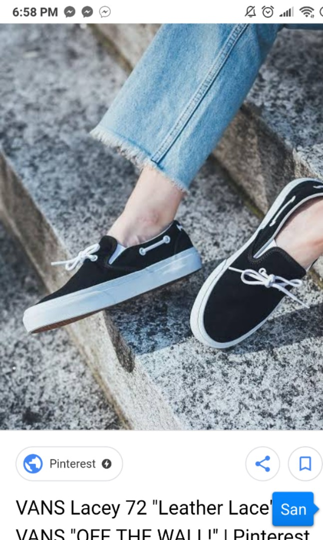 2f19608d42 Looking for vans lacey 72 black suede slip on boat shoes
