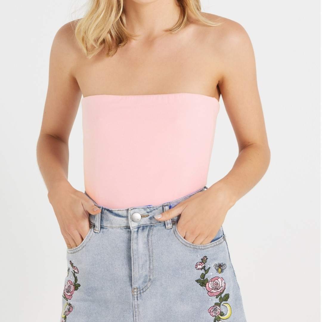 3f1f6f4166 Cotton On Mia Strapless Tube Top