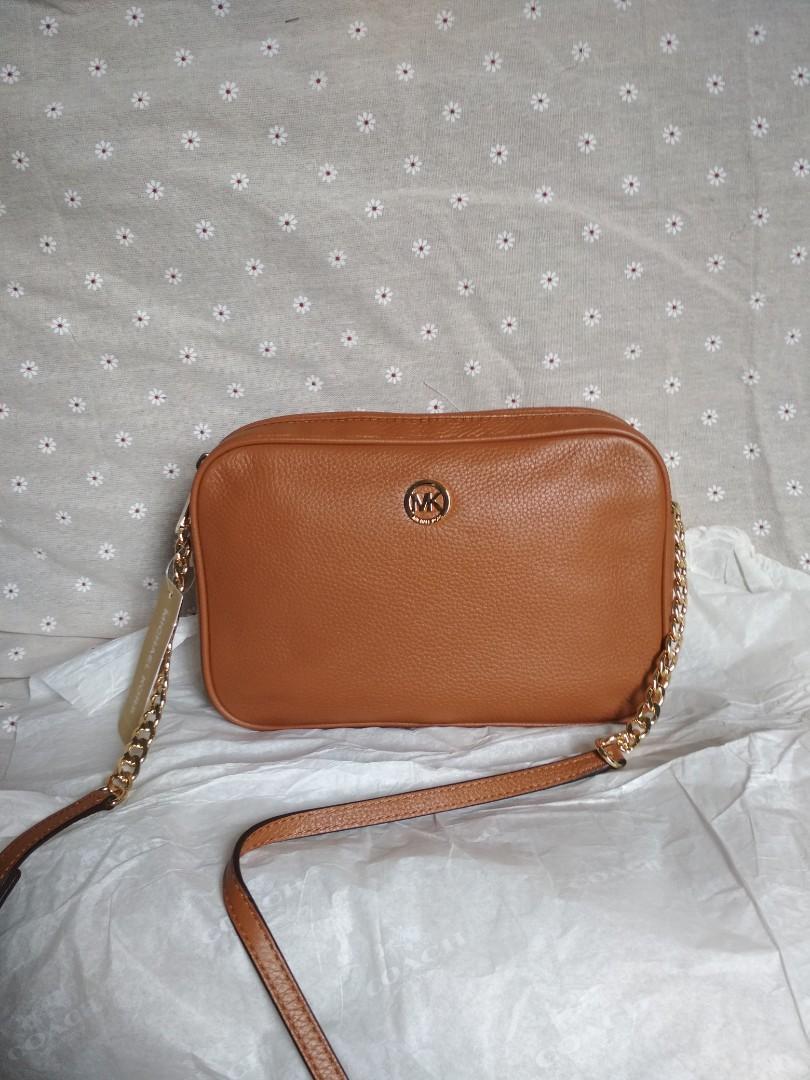 e2acfaa5f508 Michael Kors Fulton Large EW Crossbody, Luxury, Bags & Wallets ...