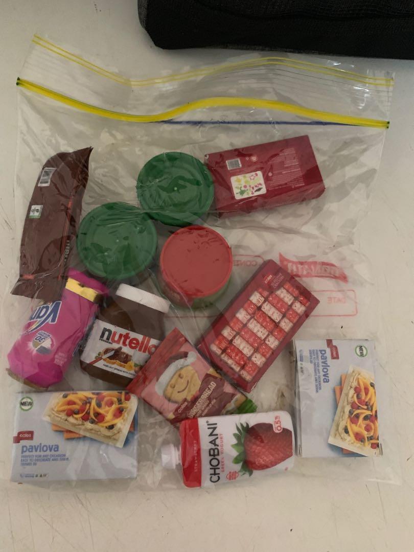 Mini coles collection