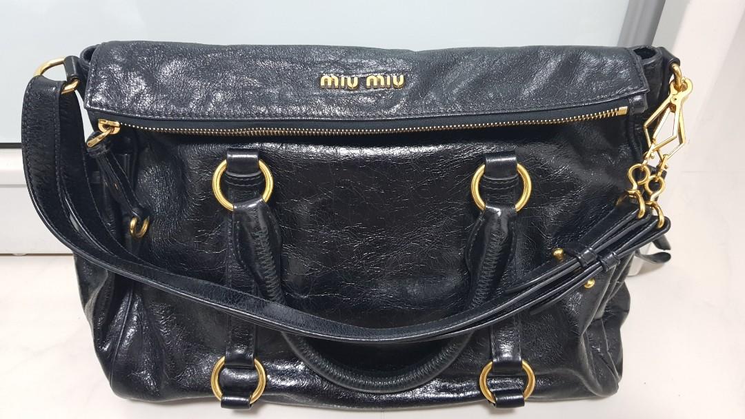Miu Miu Black Bag d475127a22b07