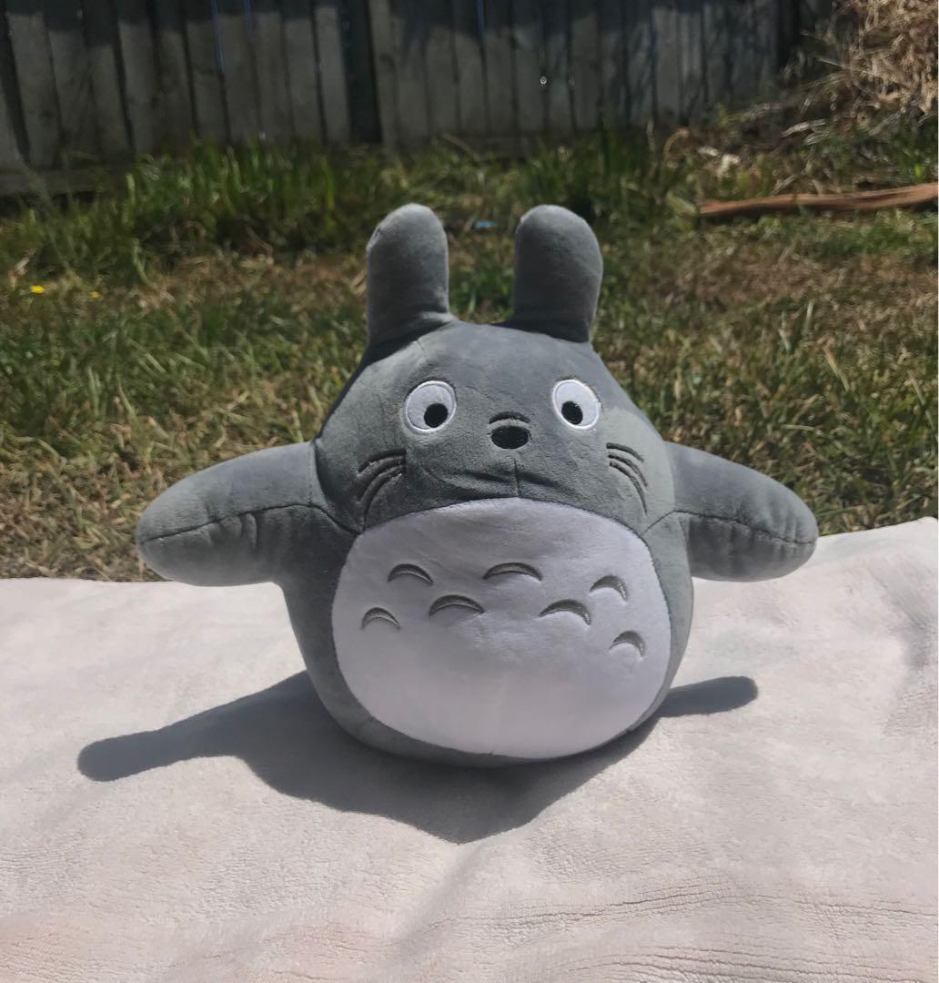 My Neighbor Totoro plush toy Totoro doll Super soft feather 30x35cm