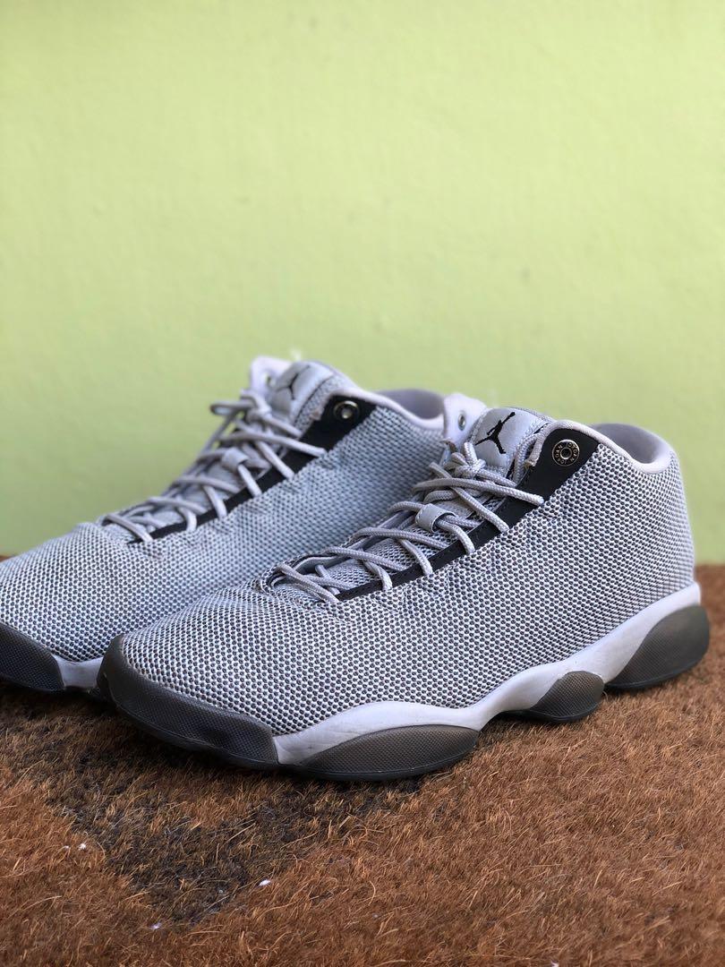 brand new e6c10 348cd Nike Men s Air Jordan Horizon Low Wolf Grey Basketball Shoes Size US 11. on  Carousell