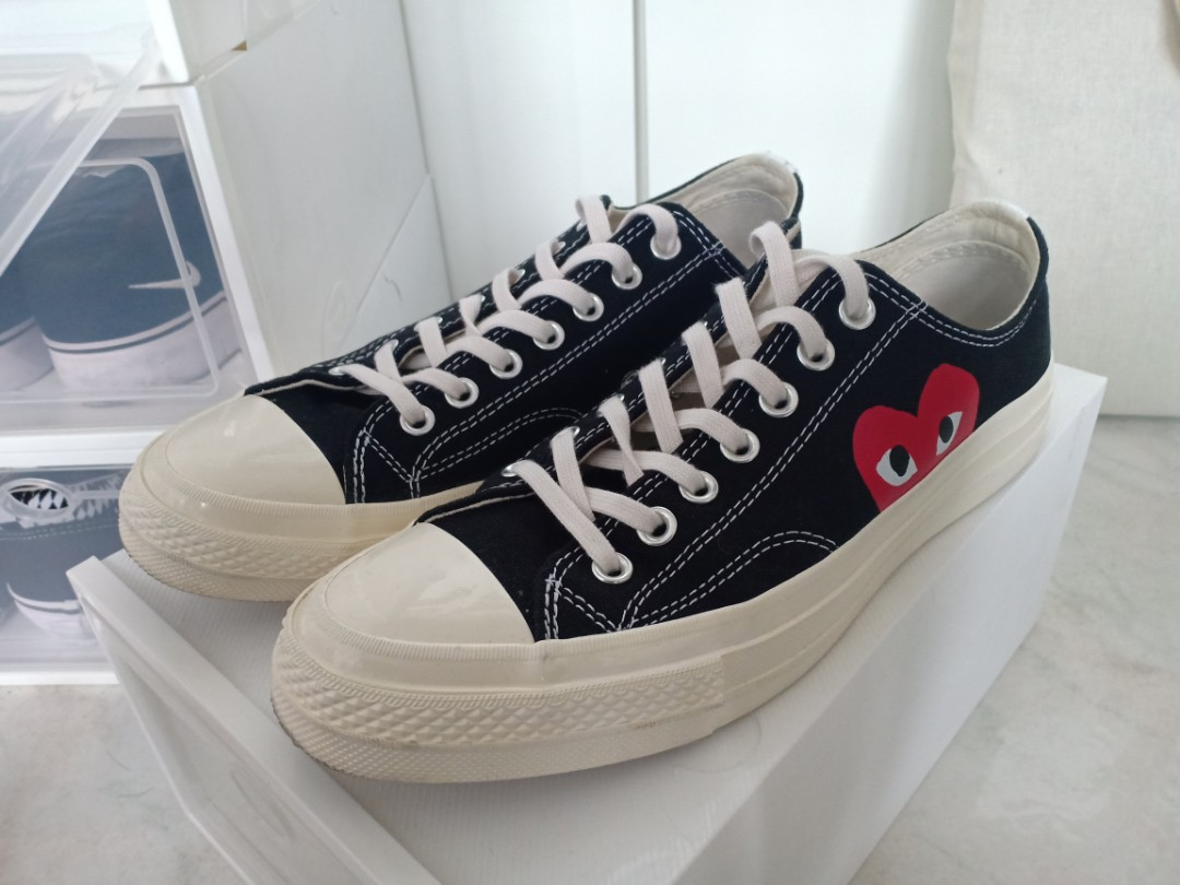 8e240f8a1395 Play Converse Chuck Taylor all star 70  cdg