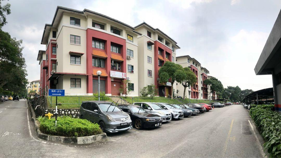 Sd Apartment Ii Bandar Sri Damansara Freehold Property For On Carou