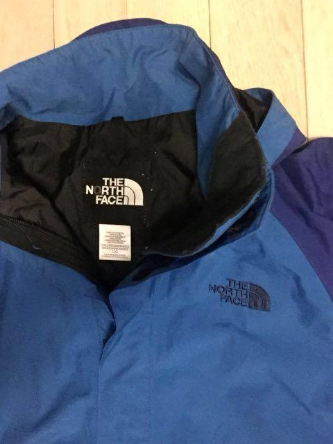 The North Face Blue Coat Jacket Size L