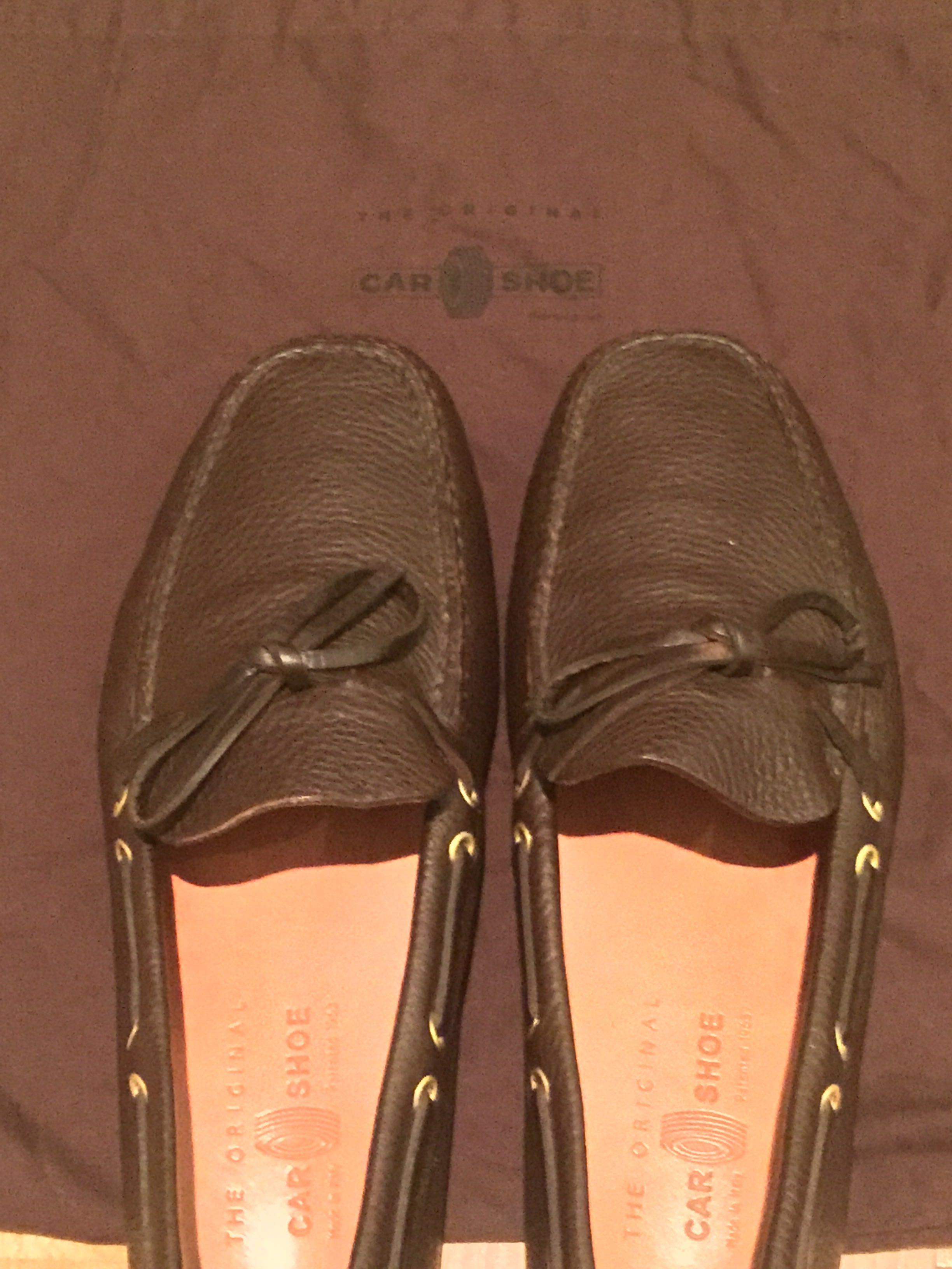 3861b6bbd15416 The Original Car Shoe - Men s driving shoes