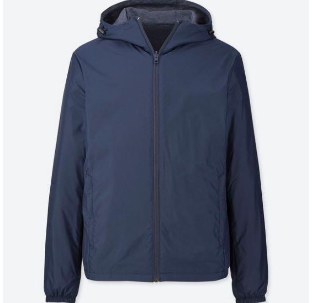 c3fc78f94123f Uniqlo Reversible Parka Jacket