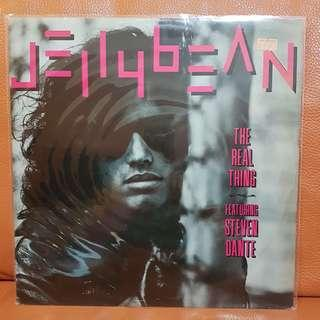 (Mint) Jellybean - The Real Thing Vinyl Record