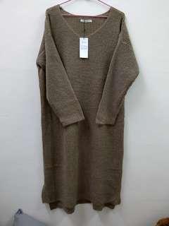 日本 E hyphen 針織裙