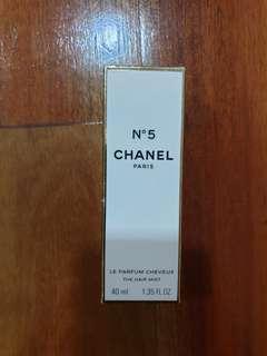 Chanel No 5 Hair Mist 40 ml 100% Authentic NBU
