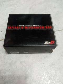 頭文字d CD box set 5cds super eurobeat presents initial d millennium box 99新 剛開套