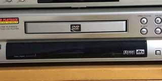 AIWA (愛華) DVD機
