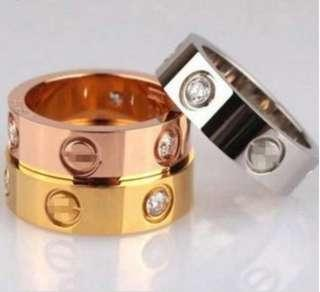 🚚 Cartier Ring
