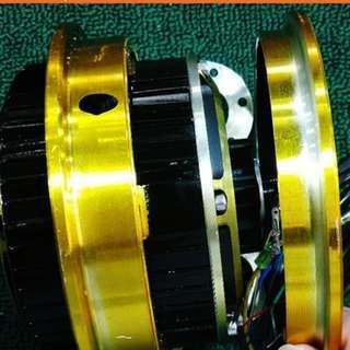 LY 48v 800W 10inch motor