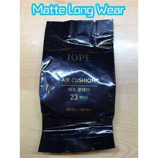 全新 IOPE Air refill Cushion Matte Long Wear 補充裝 氣墊 化妝品 韓國製造