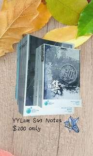 Yylam S.45 Notes