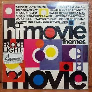 Hit Movie Themes vinyl records