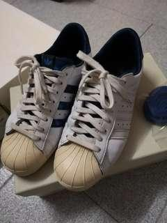 Used Adidas Superstar x Bape x Undefeated US f02be53d4