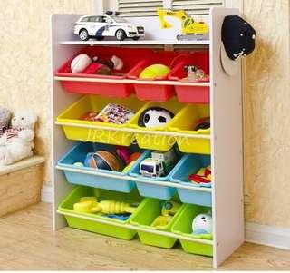 🚚 Kids Toy storage rack / containers / organizer