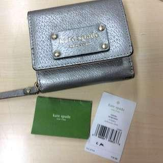 Kate Spade Natasha Wellesley Anthracite Wallet