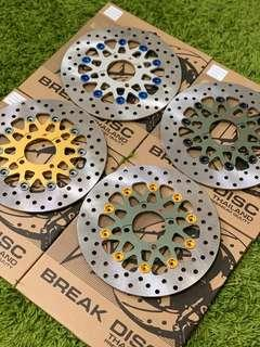 King Drag Disc Plate 245mm Y15