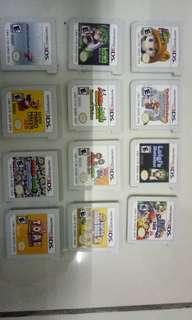 3DS XL Games