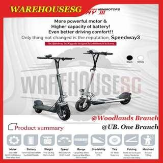 DELIVERY MAN's BEST CHOICE Speedway 3 / REAIHUB R3 52v 21ah/ 52v 26ah *80 to 100km Scooter