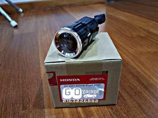 Facelift Model Honda Push Start Button Conversion For Honda Vezel / Fit / Grace / Shuttle