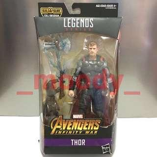 ※SALE※ Marvel Legends Series Avengers Infinity War Thor + FREE One Selected ML figure