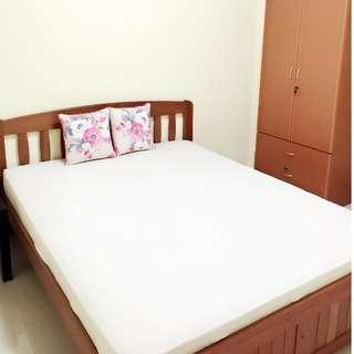 Renovated, clean and well kept room for rent