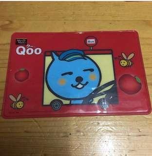 包平郵 只限郵寄 全新 酷兒 八達通套 QOO 蘋果造型