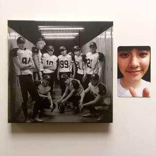 EXO Love Me Right Album Korean Version with D.O. Kyungsoo Official Photocard