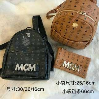 MCM二合一後背包