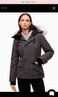 Aritzia Parka Coat