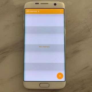 Samsung s7 edge white (32 GB)