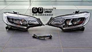 Honda Fit RS GK Facelift LED Headlight Headlights