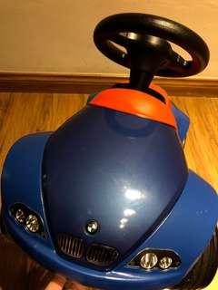 100% Authentic BMW Kid's Ride On Push Car (Made In Germany)