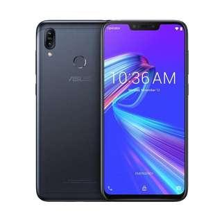 Asus ZenFone Max M2 ZB633KL Smartphone [32GB/3GB] Kredit Mudah