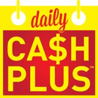 cash paid daily