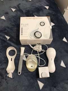 Clarisonic Plus face & body sonic cleansing 洗臉機
