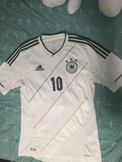 Germany jersey 德國球衣 波衫#10