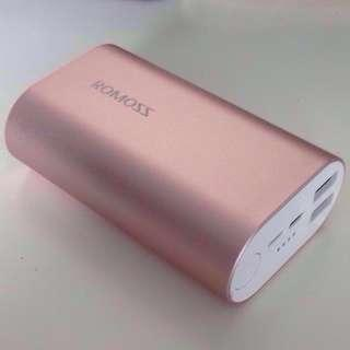 ROMOSS ACE A10 10000mAh Power Bank w/ Lightning Power Input