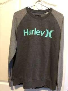 Hurley sweater