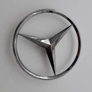 8.5 cm Benz car badge