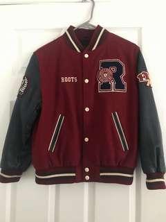 Vintage Roots Canada Varsity Jacket
