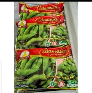 Edamame / Kacang Jepang