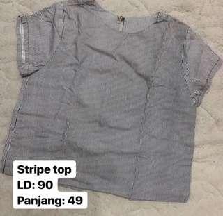 Stripes top