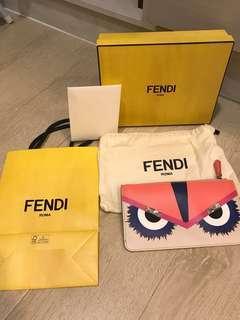 Fendi Monster Wallet