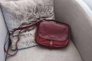 Esprit Faux Leather Crossbody Bag *Repriced*